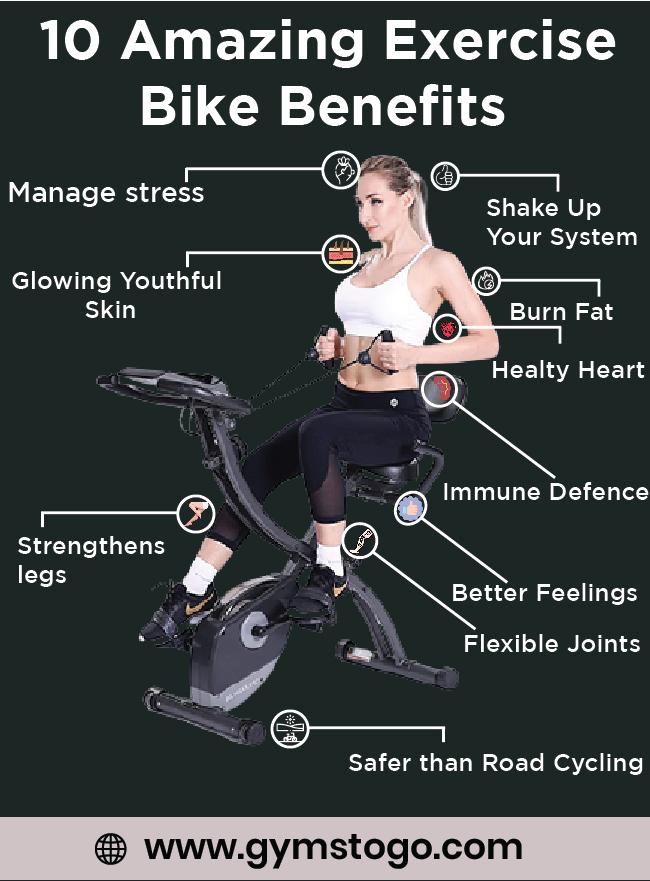Amazing Exercise Bike Benefits